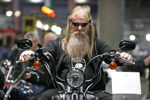 Jak polubić motocyklistę?